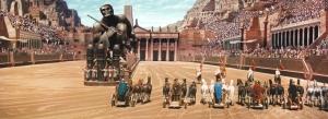 Ben-Hur Chariot Race 2