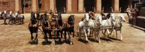 Ben-Hur Chariot Race